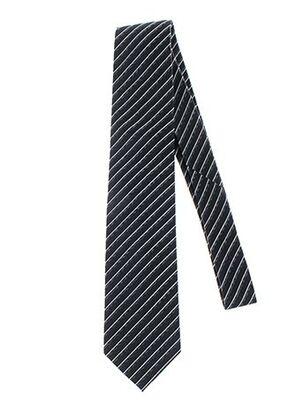 Cravate noir AUTHENTIQUE pour homme