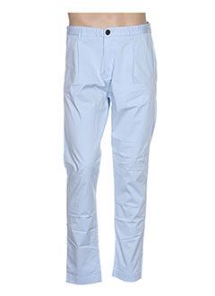 Pantalon casual bleu SELECTED pour homme