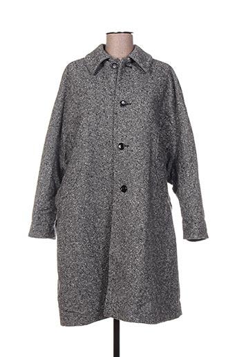 Manteau long gris COMME DES GARCONS pour femme