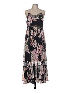 Robe longue rose TWINSET pour femme