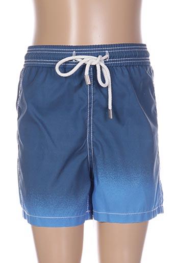 Short bleu ARTHUR pour garçon