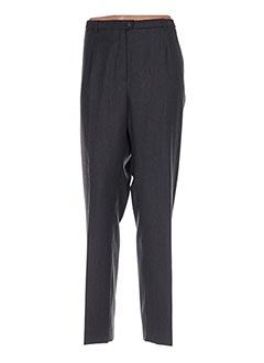 Pantalon chic gris WEINBERG pour femme