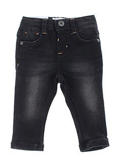 Jeans coupe slim noir NAME IT pour enfant