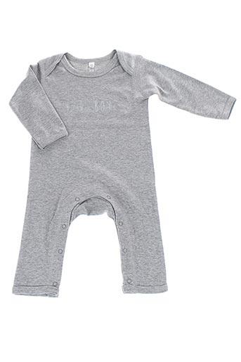 Combi-pantalon gris LA REINE DES FOURMIS pour garçon