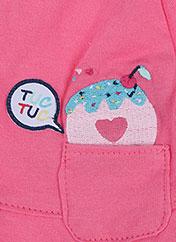Chapeau rose TUC TUC pour fille seconde vue