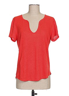 Produit-T-shirts-Femme-NOT SHY