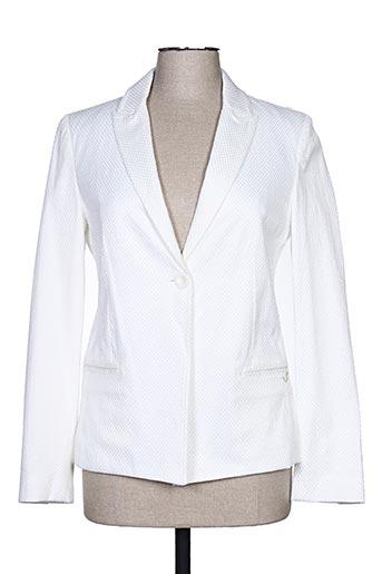 Veste chic / Blazer blanc ALAN RED pour femme