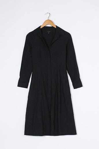 Robe mi-longue gris COS pour femme