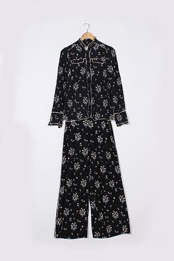 Top/pantalon noir H&M pour femme