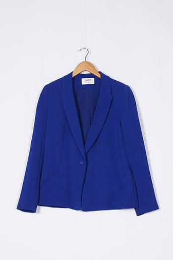 Veste chic / Blazer bleu BA&SH pour femme