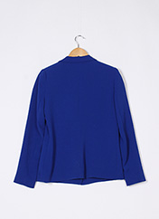 Veste chic / Blazer bleu BA&SH pour femme seconde vue