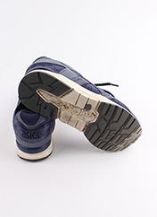 Baskets bleu ASICS pour femme seconde vue