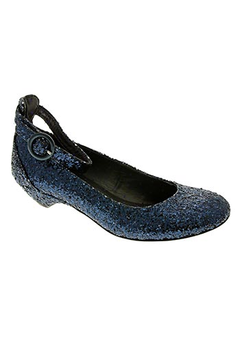 Escarpins bleu FORNARINA pour femme