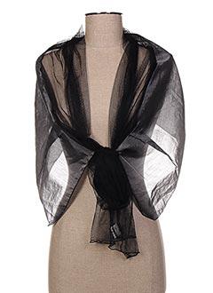 Foulard gris GANTEB'S pour femme