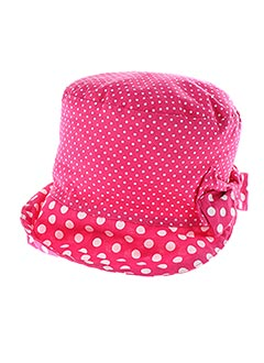 Chapeau rose GANTEB'S pour femme