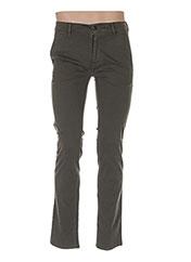 Pantalon casual vert HUGO BOSS pour homme seconde vue