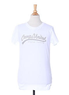 Produit-T-shirts-Fille-CAMPS UNITED