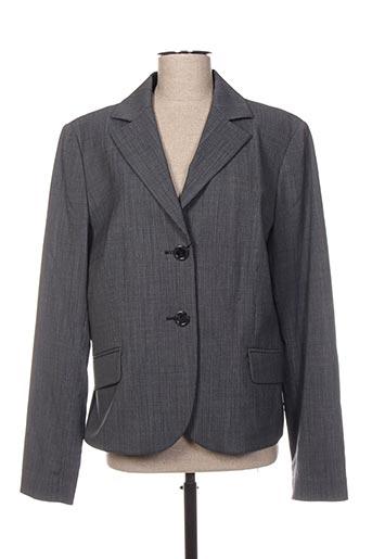 Veste chic / Blazer gris CINZIA ROCCA pour femme