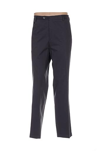 Pantalon casual gris DUCA VISCONTI pour homme