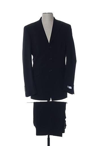 Costume de ville noir OPTIMAL pour homme