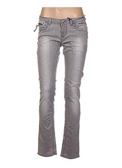 Produit-Jeans-Femme-BLACK DE LA ROSA