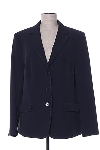 Veste chic / Blazer bleu EUGEN KLEIN pour femme