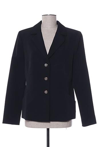 Veste chic / Blazer noir CONSTANTIN pour femme