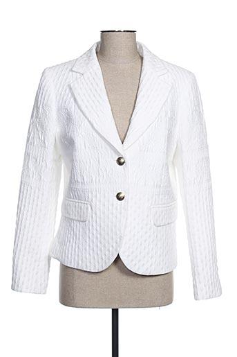 Veste chic / Blazer blanc REVER MILE pour femme
