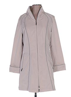 Imperméable/Trench beige BARONIA pour femme