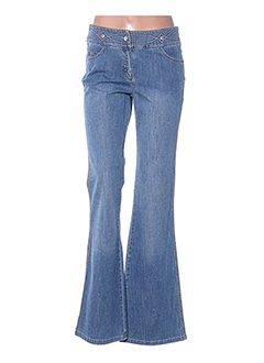 Jeans bootcut bleu ESCADA pour femme