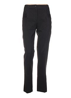 Pantalon chic gris TELMAIL pour femme