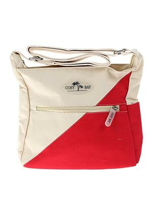 Sac rouge COSY BAY pour femme
