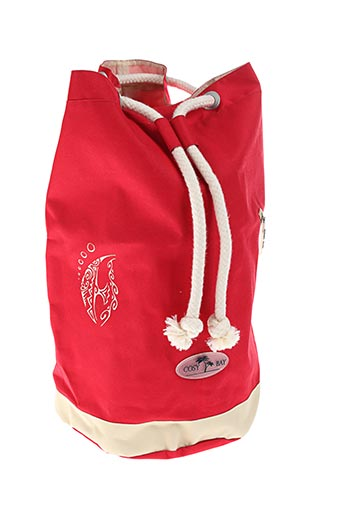 Sac rouge COSY BAY pour unisexe