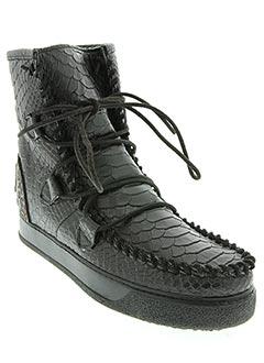 Bottines/Boots noir KARMA OF CHARME pour femme