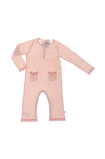 Combi-pantalon rose MON MARCEL pour fille