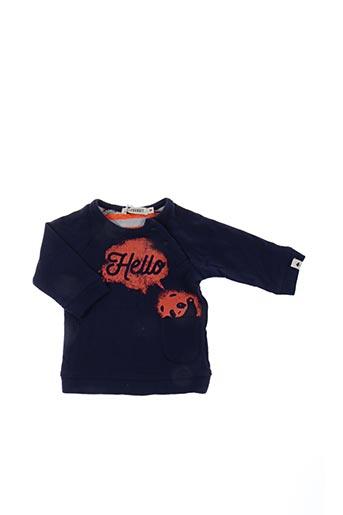Sweat-shirt bleu BILLYBANDIT pour fille