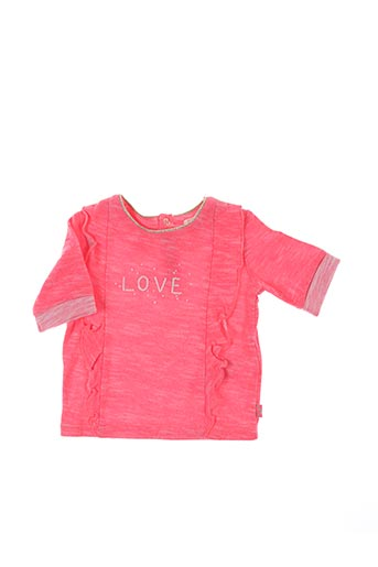 Sweat-shirt rose BILLIEBLUSH pour fille
