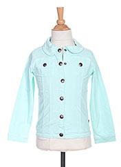 Veste casual bleu MON MARCEL pour enfant seconde vue