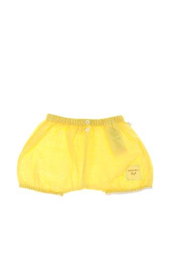 Short jaune CARREMENT BEAU pour enfant