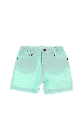 Short vert MON MARCEL pour fille