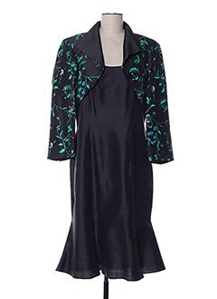 Veste/robe noir DEELLE BOUTIQUE pour femme