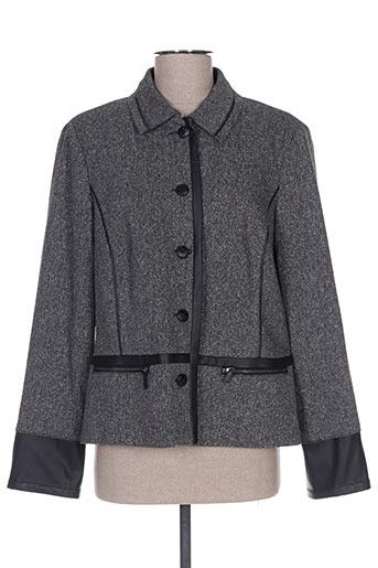 Veste casual gris PAUPORTÉ pour femme