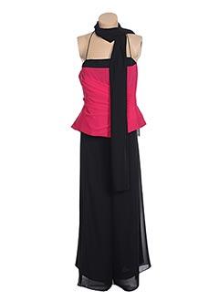 Top/pantalon noir DEELLE BOUTIQUE pour femme