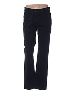 Pantalon casual noir ATELIER GARDEUR pour femme