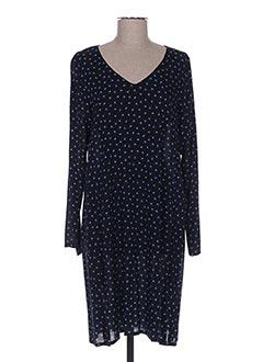 Robe mi-longue bleu HARTFORD pour femme