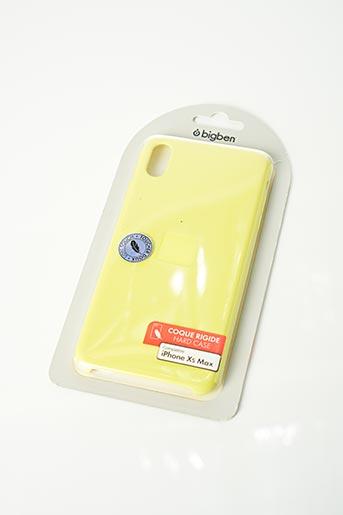 Accessoire divers jaune BIGBEN pour femme