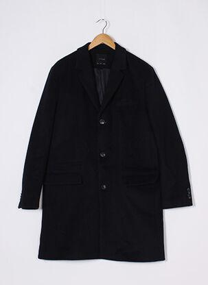 Manteau long bleu CELIO pour homme