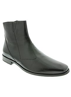 Bottines/Boots noir SIOUX pour homme