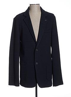 Veste chic / Blazer bleu PETROL INDUSTRIES pour homme