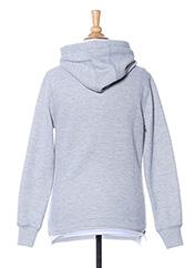 Sweat-shirt gris GARCIA pour garçon seconde vue